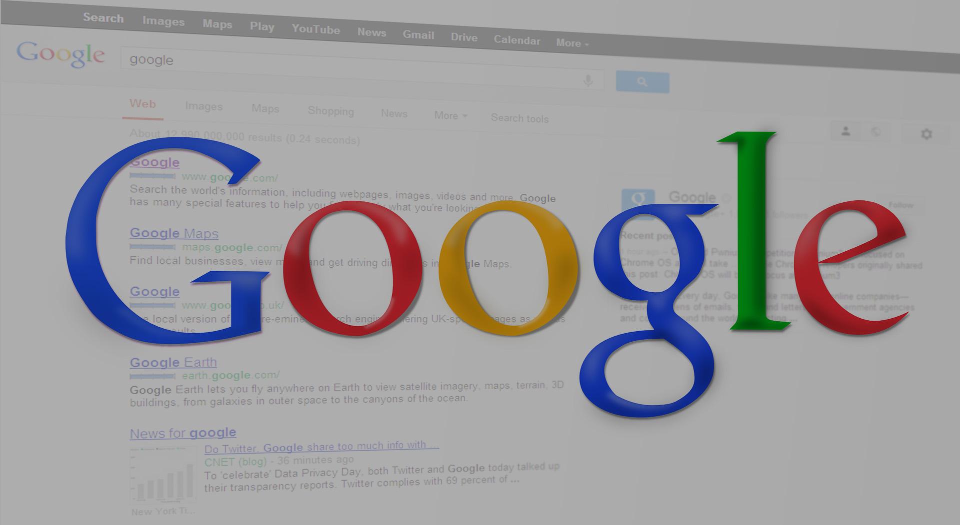 5 facteurs de référencement Google
