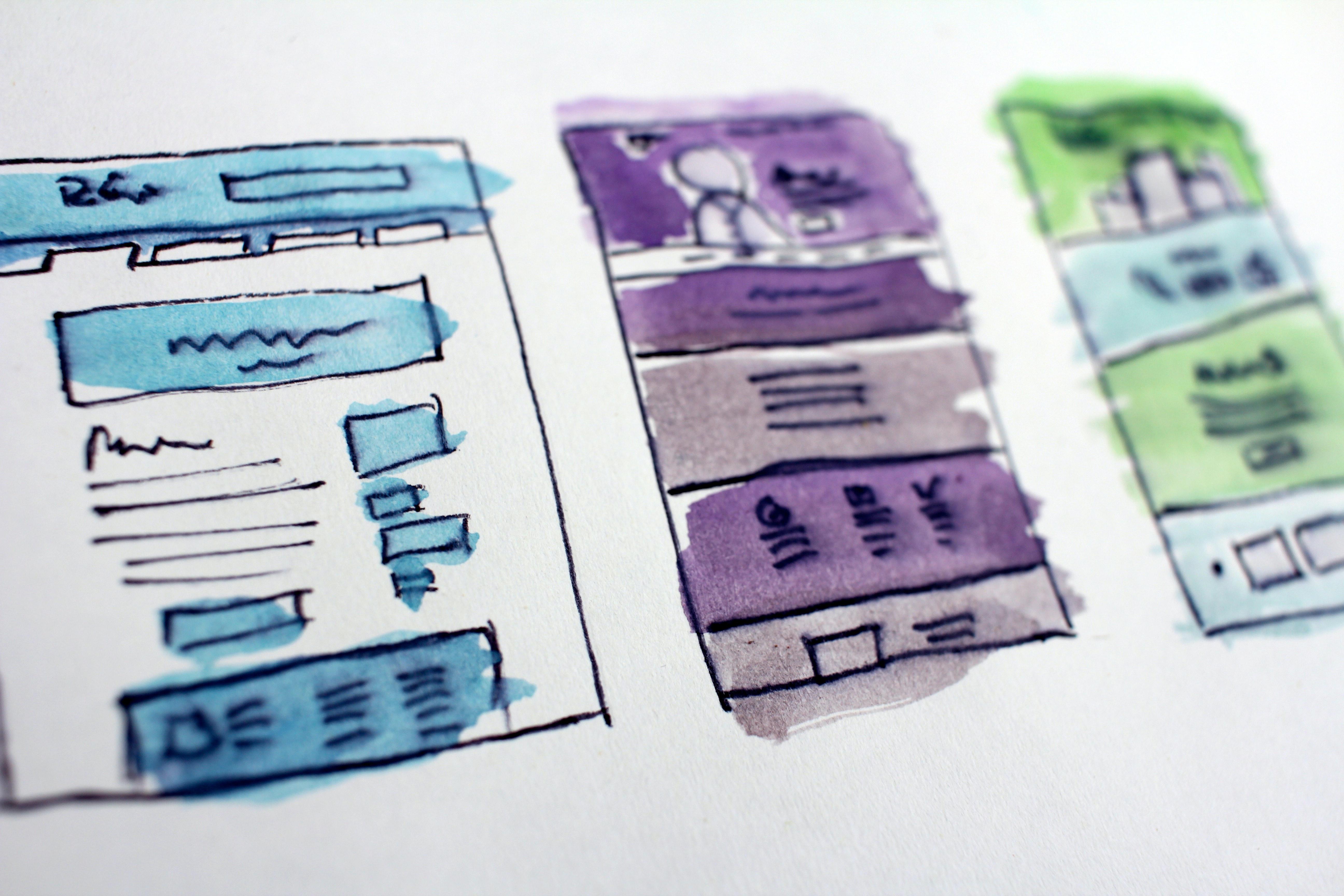 graphisme digital et web design