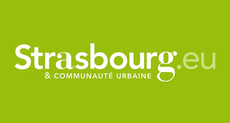 Logo eurométropole strasbourg