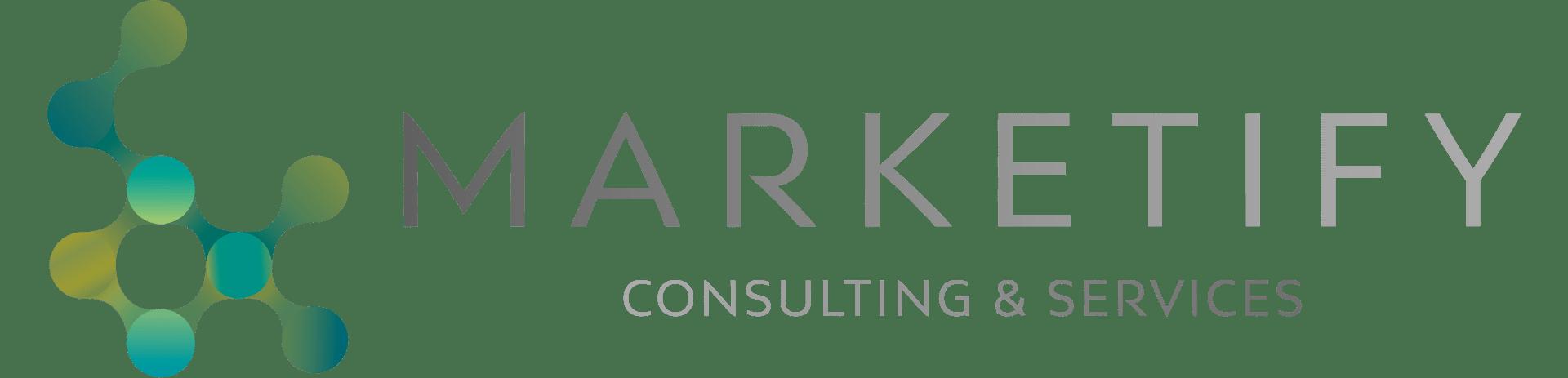Logo marketify horizontal