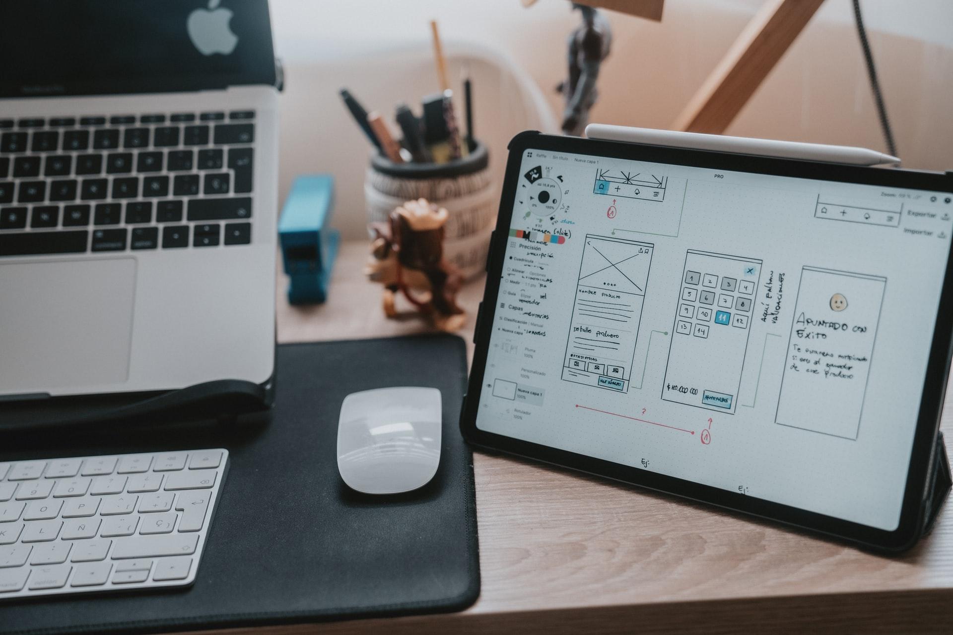L'importance de l'UX et l'UI design sur un site internet